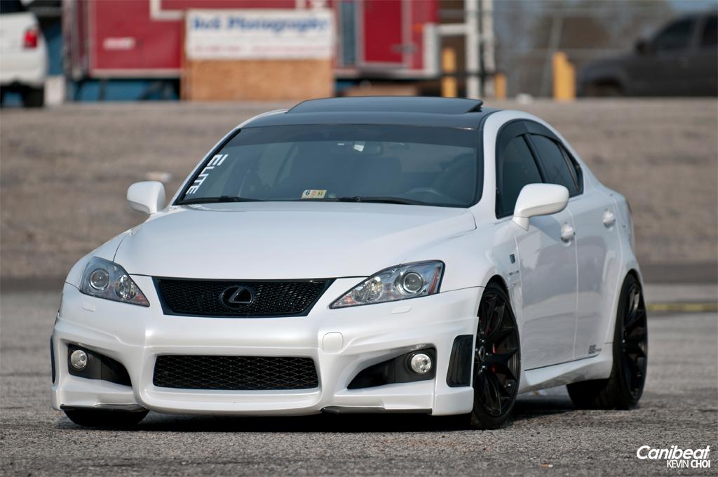 Lexus Isf Prolifik One
