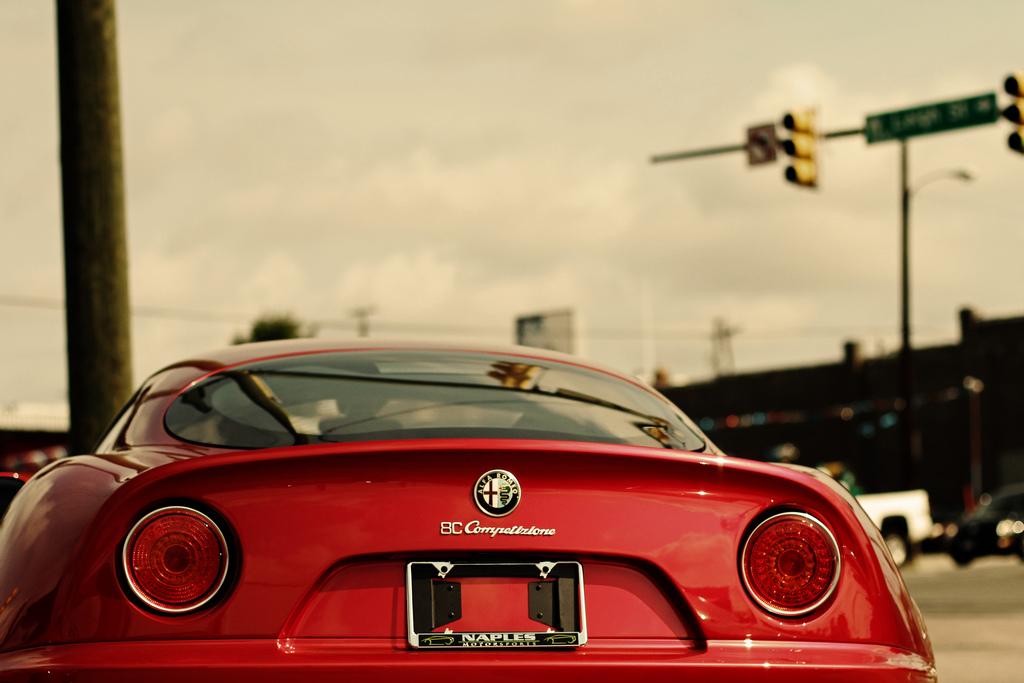 Alfa Romeo 8c Competizione Prolifik One