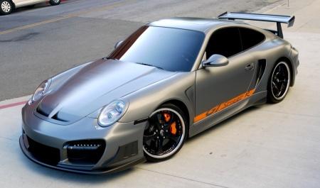 AB Porsche 911 TECHART GT
